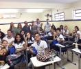 CESVASF REALIZOU CAMPANHA DE DIVULGAÇÃO DO VESTIBULAR 2018.1 EM BELÉM DO SÃO FRANCISCO E REGIÃO-8