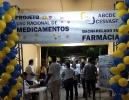 CURSO DE FARMÁCIA DO CESVASF PROMOVE AÇÃO SOBRE USO RACIONAL DE MEDICAMENTOS.-1